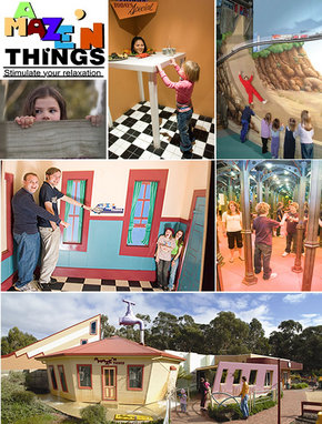A Maze 'N Things - Accommodation Burleigh