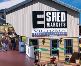 The E Shed Markets - Accommodation Burleigh