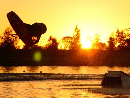 Bonney's WA Water Ski Park - Accommodation Burleigh