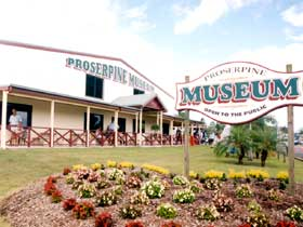 Proserpine Historical Museum - Accommodation Burleigh