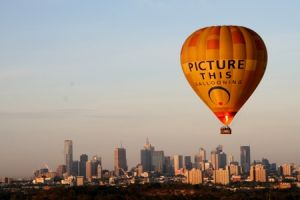 Picture This Ballooning - Accommodation Burleigh