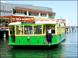 Melbourne Tramboat Cruises - Accommodation Burleigh