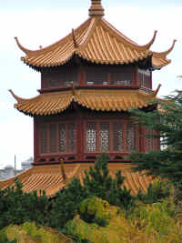 Chinese Garden of Friendship - Accommodation Burleigh