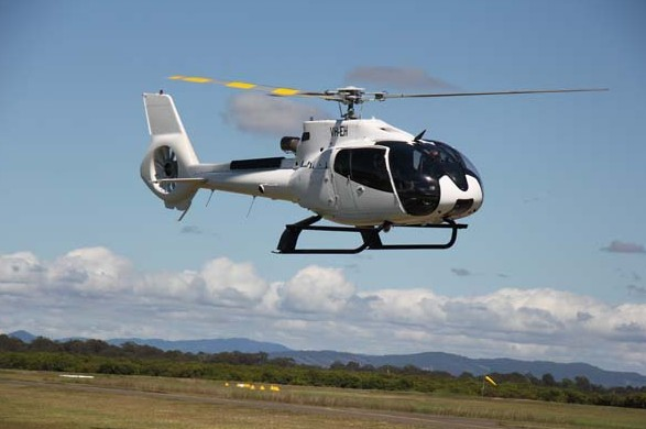 Executive Helicopters - Accommodation Burleigh