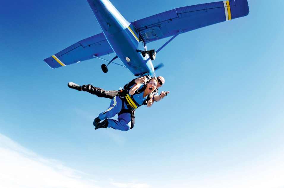 Skydive the Beach and Beyond Yarra Valley - Accommodation Burleigh