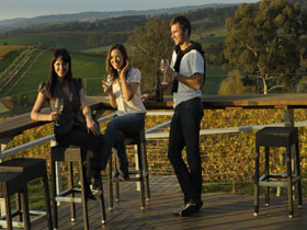 The Lane Vineyard - Accommodation Burleigh