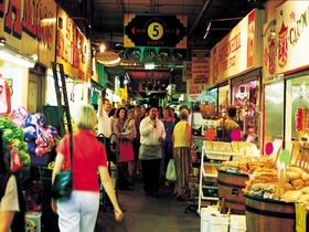 Adelaide Central Market - Accommodation Burleigh