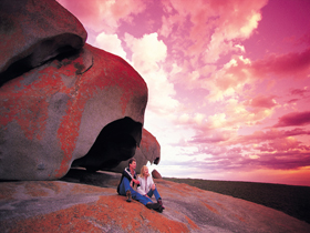 Remarkable Rocks Flinders Chase National Park - Accommodation Burleigh