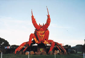 The Big Lobster - Accommodation Burleigh