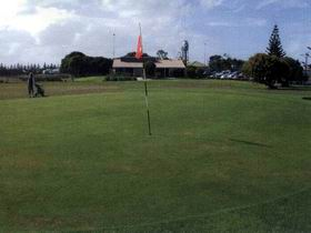 Port Macdonnell Golf Club - Accommodation Burleigh