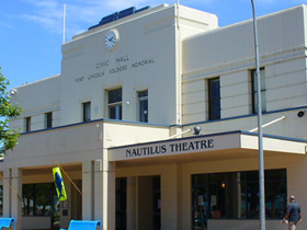 Civic Hall Complex And Arteyrea Workshops - Accommodation Burleigh