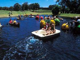 Greenhills Adventure Park - Accommodation Burleigh