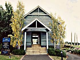 Frogmore Creek Wines - Accommodation Burleigh