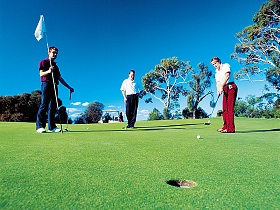 Bridport Golf Club - Accommodation Burleigh