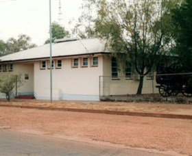 Tennant Creek Museum at Tuxworth Fullwood House - Accommodation Burleigh