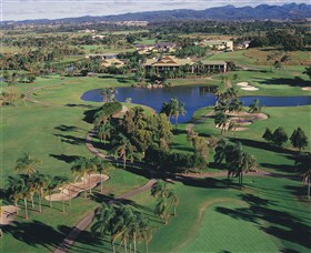 Palm Meadows Golf Course - Accommodation Burleigh