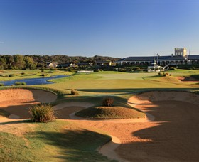 Eagle Ridge Golf Course - Accommodation Burleigh