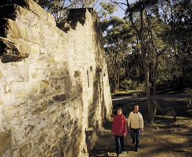 Castlemaine Diggings National Heritage Park - Accommodation Burleigh