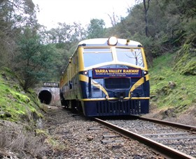 Yarra Valley Railway - Accommodation Burleigh