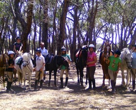 Bellarine Horse Riding Centre - Accommodation Burleigh