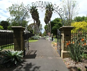 Friends of Geelong Botanic Gardens - Accommodation Burleigh