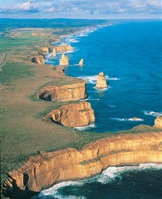 12 Apostles Flight Adventure from Apollo Bay - Accommodation Burleigh