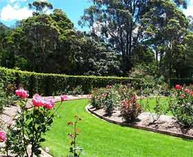 Wollongong Botanic Garden - Accommodation Burleigh