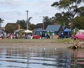 Greenwell Point Riverside Markets - Accommodation Burleigh