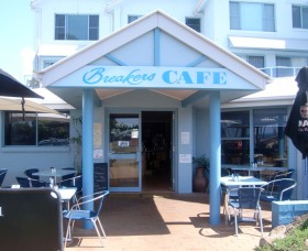 Breakers Cafe and Restaurant - Accommodation Burleigh
