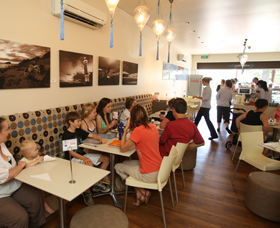 Cafe Parkview - Accommodation Burleigh