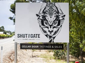 Shut The Gate Winery and Cellar Door - Accommodation Burleigh