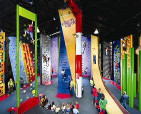 Clip 'N Climb Melbourne - Accommodation Burleigh