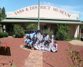 Yass and District Museum - Accommodation Burleigh