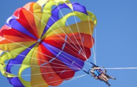 Port Stephens Parasailing - Accommodation Burleigh