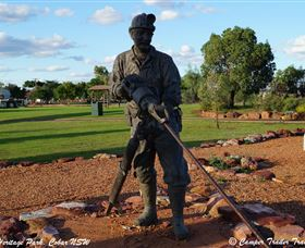 Cobar Miners Heritage Park - Accommodation Burleigh