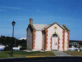 Royal Circus and Customs House in Robe - Accommodation Burleigh
