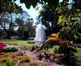 George Brown Darwin Botanic Gardens - Accommodation Burleigh