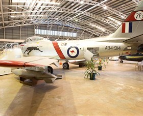 Australian Aviation Heritage Centre - Accommodation Burleigh