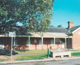 Echuca Historical Society - Accommodation Burleigh