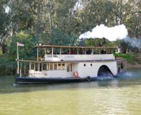 Paddlesteamer Canberra - Accommodation Burleigh
