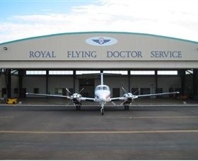 Royal Flying Doctor Service Dubbo Base Education Centre Dubbo - Accommodation Burleigh