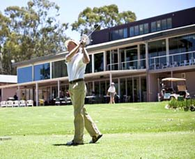 Dubbo Golf Club - Accommodation Burleigh