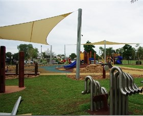 Livvi's Place Playground - Accommodation Burleigh
