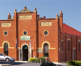 Corowa Federation Museum - Accommodation Burleigh