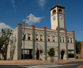 Gunnedah Cultural Precinct - Accommodation Burleigh