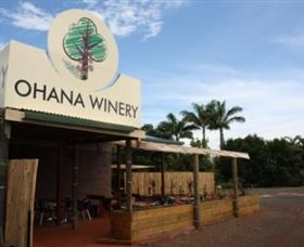 Ohana Winery and Exotic Fruits - Accommodation Burleigh