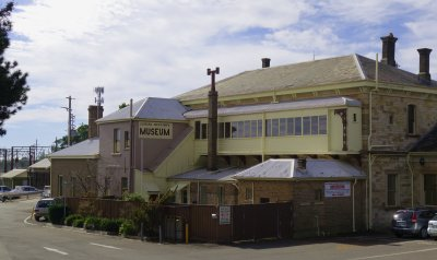 Mount Victoria and District Historical Society Museum - Accommodation Burleigh