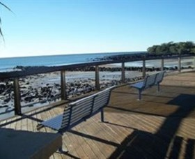 Bargara Turtle Park and Playground - Accommodation Burleigh