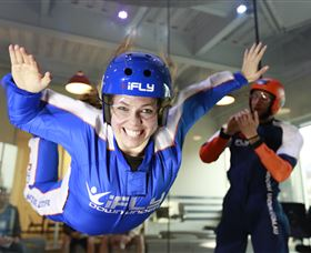 iFly Indoor Skydiving - Accommodation Burleigh