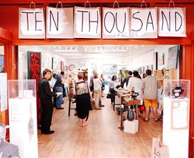 Ten Thousand Paces Gallery - Accommodation Burleigh